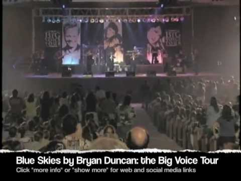 Blue Skies: Bryan Duncan & the Big Voice Tour Band