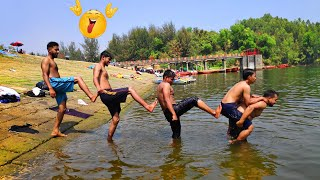 Comedy Video 2020 | You Must Be Laugh | Top Funny Video Ep8 _Famous Emon