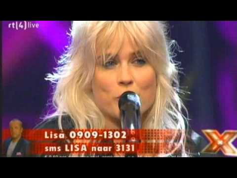 Ilse DeLange - Puzzle Me live bij X-Factor