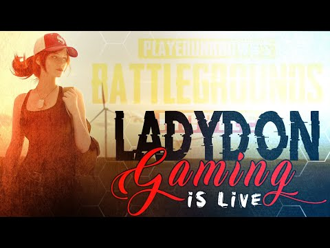 ✌🏻She is like a flare gun, Hard to find and lucky to have ✌🏻|🛑 LadyDon is Live 🛑 | PUBG Mobile |