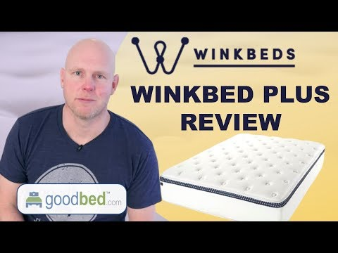 WinkBed Plus Mattress Review (VIDEO)