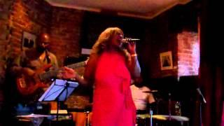 "Venus Adore Sings ""Rhythm Of Love"""