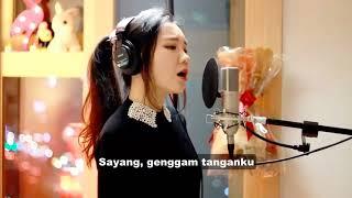 J Fla - Perfect Cover Ed Sheeran Terjemahan Lirik Bahasa Indonesia 1 Hour Loop