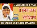 Bibi Daljeet Kaur Ji Ludhiana Wale | 23.Feb.2020 | Ludhiana