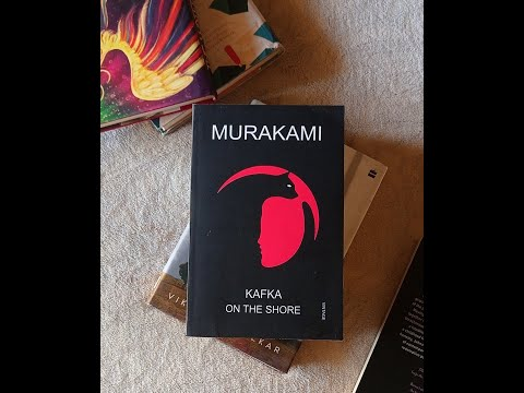 Kafka Book Murakami Unboxing Book Haul unwrap Best Diffrent kind of book must read with weird story