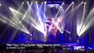 The Toys / The Guitar Mag Awards 2018