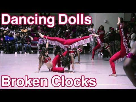 Dancing Dolls - Broken Clocks (Audio Swap)