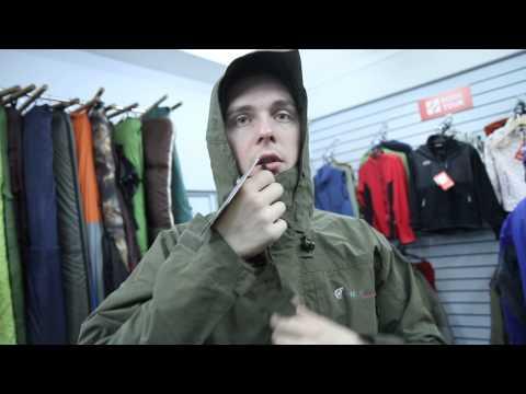 Куртка рыболовная «Коаст». Видеообзор.