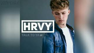 HRVY   I Won't Let You Down
