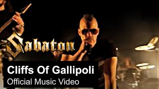 Sabaton - Cliffs Of Gallipoli