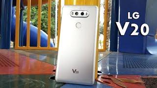 למי שמתלבט אם לקנות את ה- LG V20, קבלו סיקור