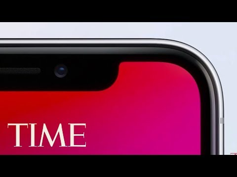 Introducing The Highly Anticipated 10th Anniversary Apple iPhone X With Edge-To-Edge Screen | TIME