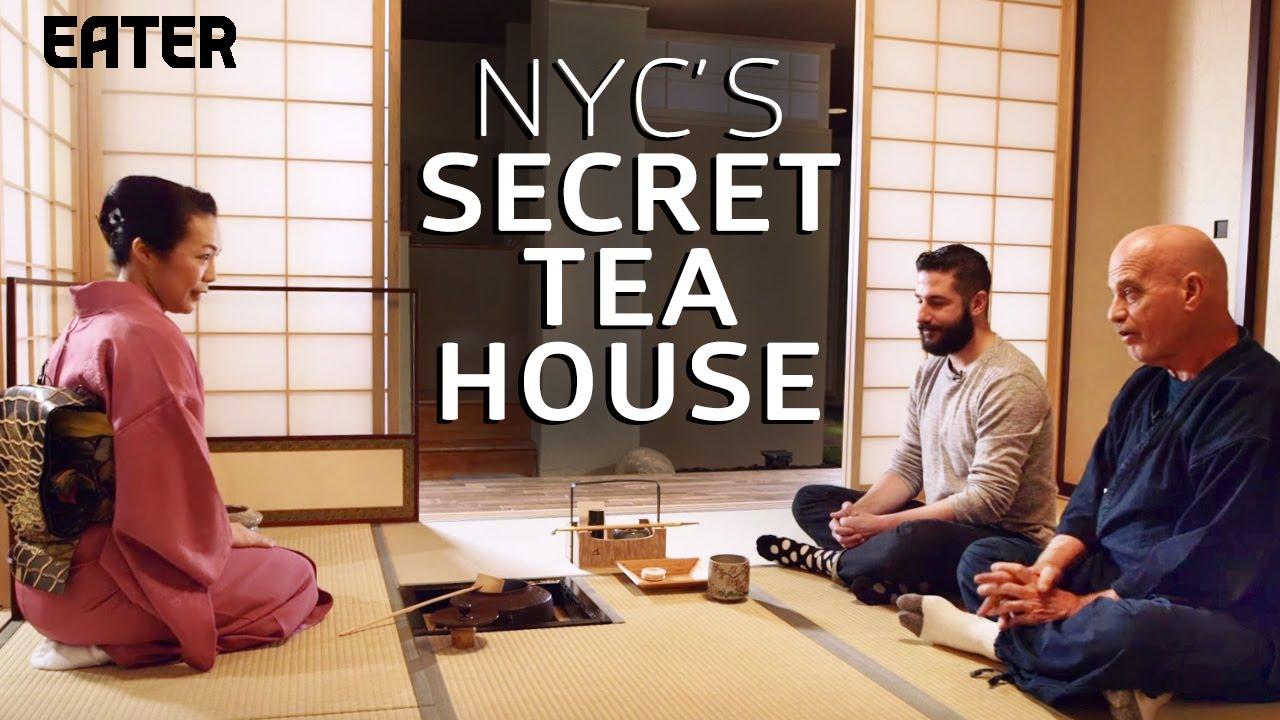 New York City Has One Authentic Japanese Tea House thumbnail