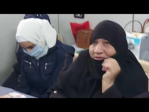 الدكتور شبانة و الدكتور إياد نصر ممثل صندوق الأمم المتحدة للسكان في سورية بزيارة ميدانية الى دوما في ريف دمشق