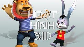 Hoạt Hình 3D Hay Nhất - Phim hoạt hình chọn lọc xem là thích | Phim Hoạt Hình Hay Việt Nam