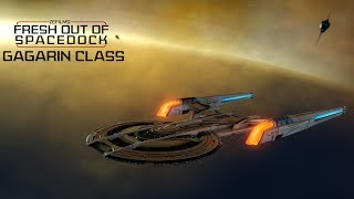 Gagarin Class Starship | Star Trek Online | Fresh Out Of Spacedock