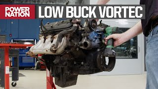 Minor Upgrades Create Crazy Power on a Junkyard 5.3L Vortec - Engine Power S7, E10