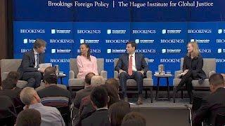 Technology, accountability, and international law: Panelists
