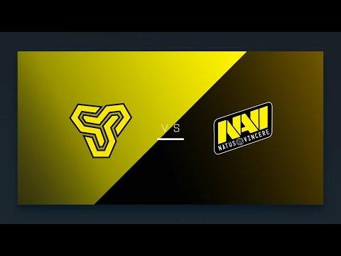 CS:GO - Space Soldiers vs. NaVi [Train] - Game 3 - ESL Pro League Season 6 EU Relegation