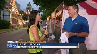 Bastille Days kicks off Thursday