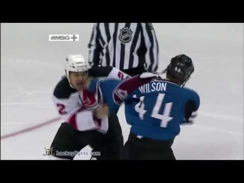 Ryan Wilson vs. Mark Fraser
