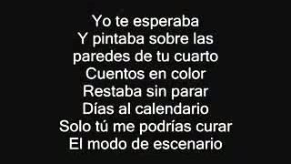 Yo Te Esperaba   Alejandra Guzmán   CON LETRA