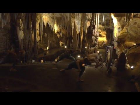 Ancient Australian Caves