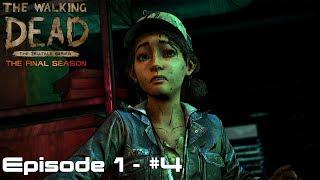 The Walking Dead: The Final Season - Episode 1, Part.4 - Secrets Révélateurs
