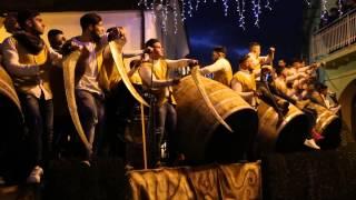 preview picture of video 'L'ombr nov - Festa di Sant'Antuono 2015 a Macerata Campania (Caserta)'