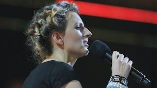 """The Voice of Poland V - """"Beneath Your Beautiful"""" - Sarsa Markiewicz, Jerzy Grzechnik"""