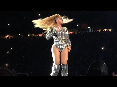 Beyoncé and Jay-Z - Bonnie and Clyde On The Run 2 Foxborough, Massachusetts 8/5/2018