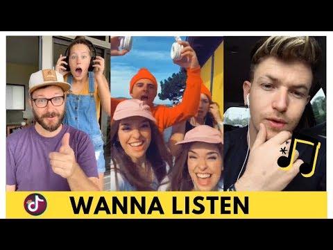 Wanna Listen Challenge TikTok Compilation 2018  Listen Music