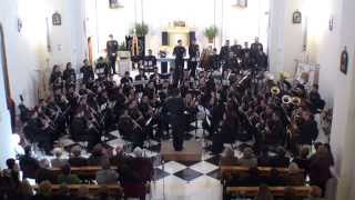 preview picture of video 'Presentacion de trajes de Gala de la Banda de Musica Alicun-Huecija'