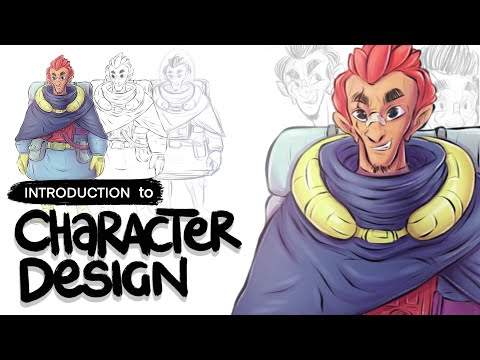 Introduction to CHARACTER DESIGN | Part 1