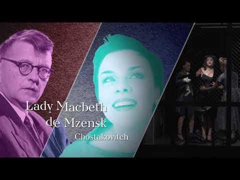Opéra de Paris LADY MACBETH au cinéma