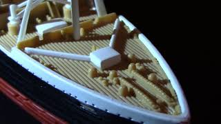 Titanic - Submersible Model Review and Sinking