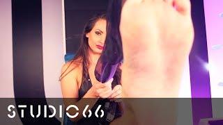 Anastasia Harris - Cocoa Butter Foot Rub #FetishFriday