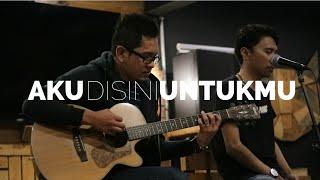 Dewa 19 - Aku Disini Untukmu (Cover) | Halik Kusuma feat Beny Sukoco