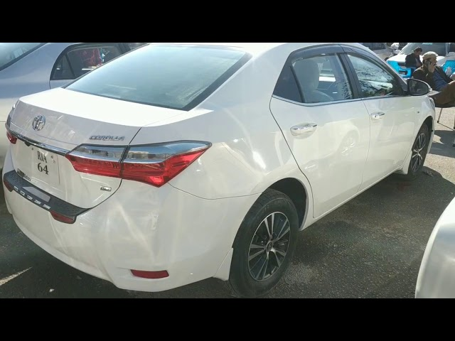 Toyota Corolla GLi 1.3 VVTi Special Edition 2019 for Sale in Islamabad