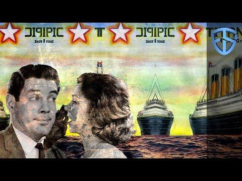 Mitä jos Titanic ei koskaan uponnutkaan?
