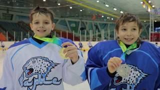 Детский хоккейный турнир «Alau Cup» в формате Cross Ice