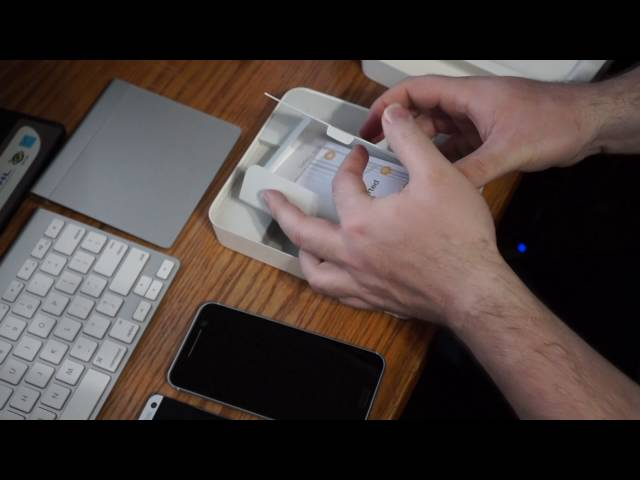 Unboxing-sprint-htc-10-finally