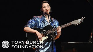 Grammy-winning Artist St. Vincent in Performance | The Embrace Ambition Summit