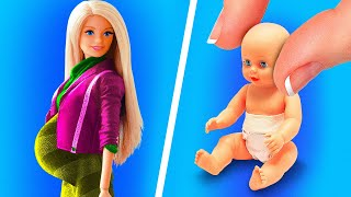 32 DIYs AND CRAFTS FOR YOUR BARBIE DOLL