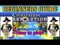 Sid Meier 39 s Civilization Revolution Beginners Guide