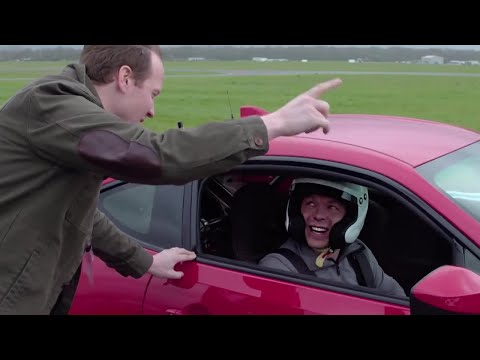 Sir Chris Hoy Talks Through His Lap | Top Gear