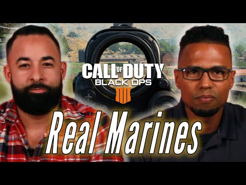 Real Marines Try To Survive Blackout In