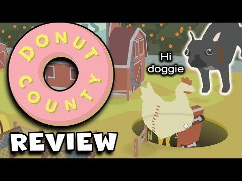 Donut County is a Hilarious Stress Reducer About Holes