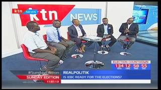 Sunday Edition: Political Pages - IEBC criticized for single sourcing - 29/3/2017