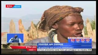 Wanariadha waliovuma enzi zao sasa wafilisika huko Uasin Gishu